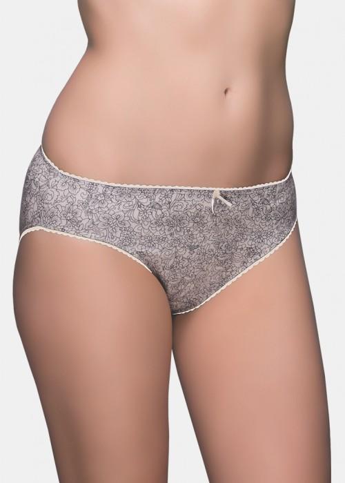 Summer-paisley print low waist panty-paisley